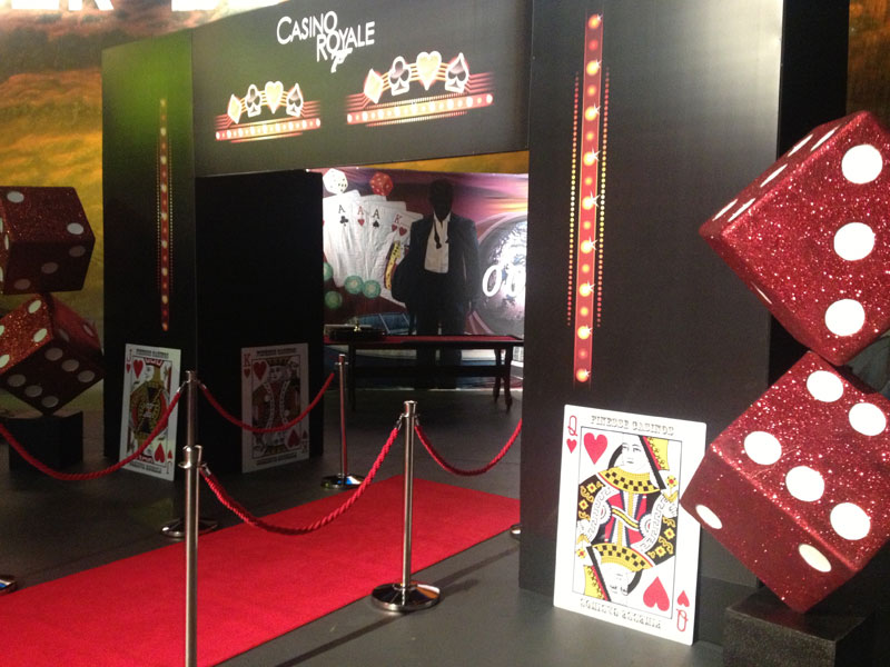 Case Study James Bond Style At London Excel Finesse