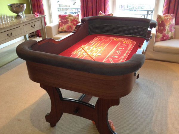 Uk craps rules